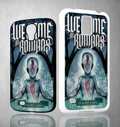 We Came As Romans cover Z1387 Samsung Galaxy S3 S4 S5 (Mini) S6 S6 Edge,Note 2 3 4, HTC One S X M7 M8 M9 Cases