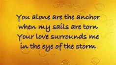 Eye of the Storm - Ryan Stevenson - Inspirational Christian Videos