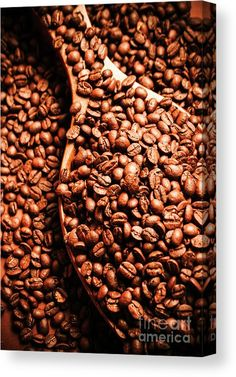 Cafe Canvas Print featuring the photograph Just One Scoop At The Coffee Brew House by Jorgo Photography - Wall Art Gallery