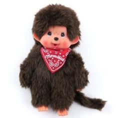 Monchhichi! OMG i thought I was the only person who remembered these guys!