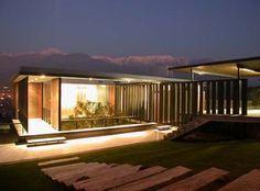 Duque House, Chile, by Rodrigo Duque Motta