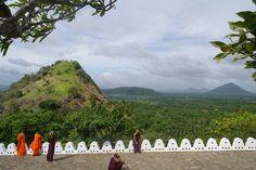 Photo prise avec le Samsung Galaxy S - Qualité et précision sont les mots d'ordre -  Monastère au Sri-Lanka