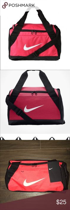 aa970ffe4927 NWT Nike duffle Bag XS sport bag Take your game anywhere with a  conveniently sized duffel