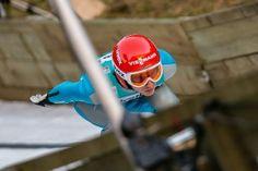 Richard Freitag springt beim FIS Skispringen Weltcup in Engelberg / Schweiz | Fotojournalist Kassel http://blog.ks-fotografie.net/pressefotografie/fis-skispringen-engelberg-schweiz-fotografiert/