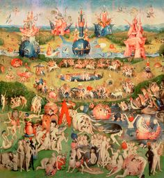Hieronymus Bosch Dutch Painter 1450 1516 El Bosco El Bosco