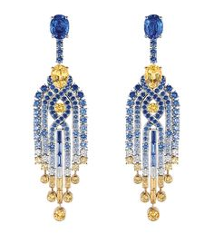 Archiving: the collection is inspired by the Lumières d'Eau Chaumet, Buro 24/7
