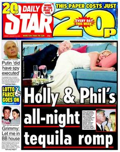 Daily Star Daily Star, January 2016, More Fun, Mario, Friday, Let It Be, Night
