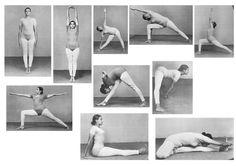 Geeta Iyengar Yoga Sequence prt 1