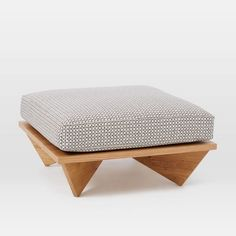 Commune Low Cushion Ottoman