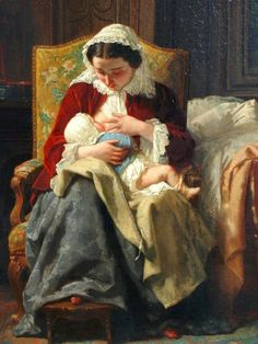 The Young Mother, n.d.