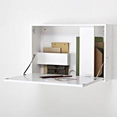 Mini bureau suspendu, Meeting La Redoute Interieurs | La Redoute Mobile