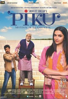 Discussions from the After Movie Diner: Piku - Bollywood Movie Review