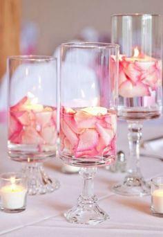 ¿Dónde y cómo colocar pétalos para decorar tu boda? Image: 1