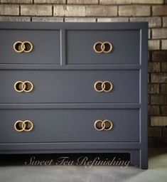 Over 20 of the Best Blue Painted Furniture Pieces I Could Gather for You • That Sweet Tea Life
