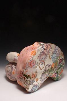 Chigiri-e (Trans Blossom). Valerie Zimany. (Click through to read more.)