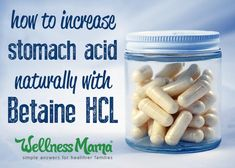 Low stomach acid can lead to digestive problems, leaky gut and nutrient deficiencies. Correct low HCL naturally with these tips.