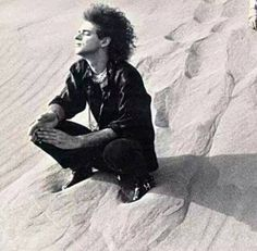 ♥ Soda Stereo, Zeta Bosio, Perfect Love, Lady And Gentlemen, Rock And Roll, Gentleman, Goth, Black And White, Retro