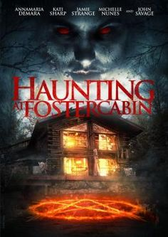 Haunting at Foster Cabin, Movie on DVD, Horror Movies, even more movies, even more movies on DVD
