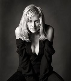 Sharon Stone by Andy Gotts