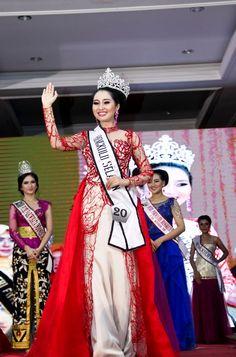 Fithria Apri Shely, Juara Putri Pariwisata Indonesia Bengkulu 2017