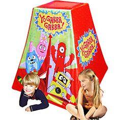 yo Gabba Gabba playroom $23.49- owen