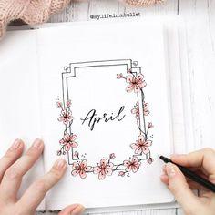 bullet journal bujo schriftzug kaligraphie blumen zeichnen desenho,  #blumen #bullet #desenho #journal #kaligraphie #schriftzug #zeichnen