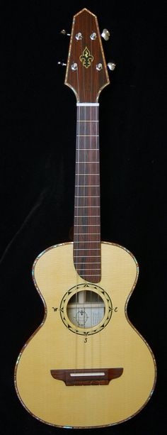 Compass Rose Ukulele. This is the model Ingrid Michaelson plays.