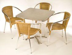 Furniture Bistro Table, Henderson Outdoor Garden Patio Furniture