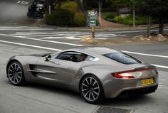 Aston Martin One-77  Looks awesome in this color