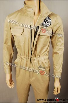 Lost Jumpsuit Dharma Costume Initiative Uniform V2-1