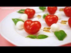 Pomidorkowe serca przebite strzałą - YouTube