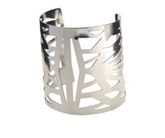 Glam Metal Cut Out Cuff $4.50