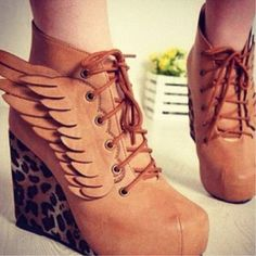 winged platforms
