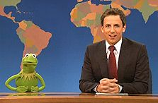 SNL...and The Muppets!
