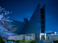St Mary's Cathedral - Jonathan Savoie > Architecture