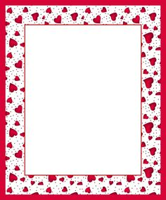 Valentine Heart Frame I designed - Scrapbook Frames, Scrapbook Paper, Scrapbooking, Cute Frames, Picture Frames, Valentine Heart, Valentines, Boarders And Frames, Page Borders Design