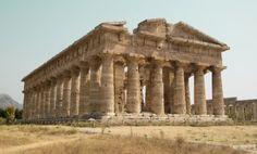 25 Aprile - Idee di viaggio per il ponte tra terme e natura: #Paestum - Tempio di Era --> http://www.allyoucanitaly.it/blog/25-aprile-idee-di-viaggio-per-il-ponte