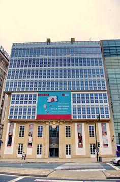 A Coruña La Corogne Galice Espagne 002 - Rúa Cantón Grande, Fundación Pedro Barrié de la Maza