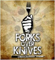 Forks Over Knives - watch for FREE on HULU! http://www.forksoverknives.com