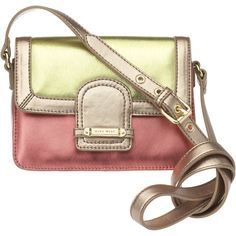 Reminder Mini Cross-body ($19) ❤ liked on Polyvore featuring bags, handbags, shoulder bags, nine west, colorblock handbags, mini crossbody, mini purse, mini cross body purse and mini crossbody handbags