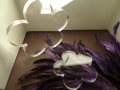 Hochzeitsdeko ♥ Glückssterne & Glücksblumen  von PAULSBECK Buchstaben, Dekoration & Geschenke auf DaWanda.com