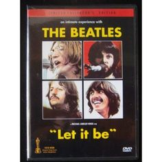 Amazon.com: The Beatles - Let It Be (Movie): The Beatles: Movies & TV