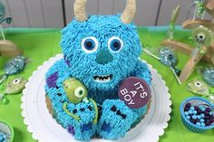 Baby Sully & Baby Mike from Monsters Inc