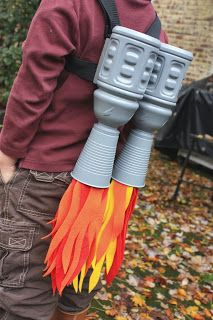 alton boys: Astronaut Costume Jet Pack Tutorial