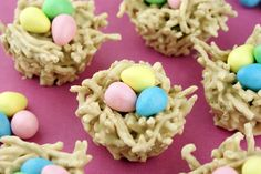 (Chow Mein) Easter Nests @candiquik