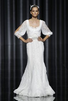 The best vintage inspired bridal gowns of 2012 Collections from NYC Bridal  Fashion Week Fall Wedding 07b8cbdc84f1