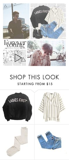 """""""Dirty House--- Nam Taehyun (South Club)"""" by alicejean123 ❤ liked on Polyvore featuring H&M, Intimately Free People and Wet Seal"""