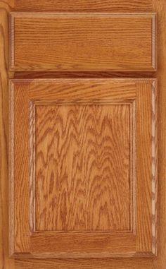 Schuler Cabinetry Allentown Oak Pecan