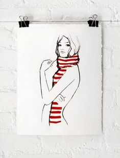 Femme Francaise - @garancedore