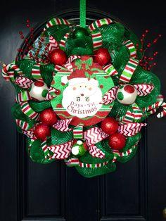 Custom made wreath 2013